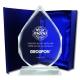 Galvano de cristal Heptágono Diamante S (Pequeño) Con servicio EXPRESS