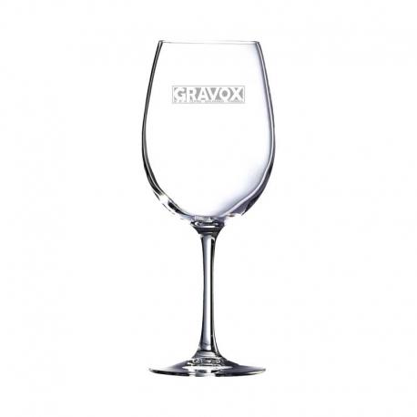 Copa de Vino Grands Vins 47, Incluye grabado láser