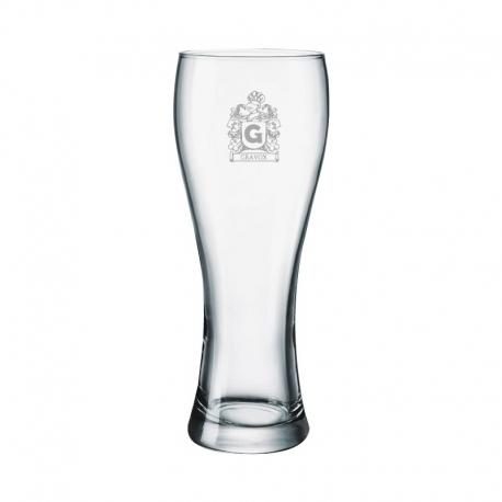 Copa de Cerveza Praga M (Mediano), Incluye grabado láser
