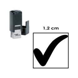 Timbre de Goma Automático Cuadrado pequeño personalizable Trodat 4921. Servicio express