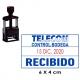 Timbre Fechador Profesional Traxx JF 660 automático