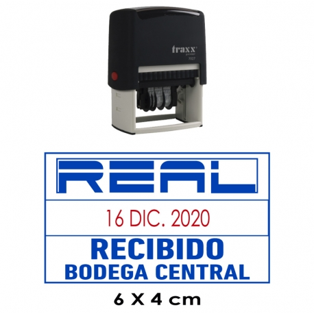 Timbre Fechador automático Traxx 7027