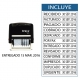Timbre Fechador automáticoTraxx 7817-T