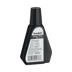 Tinta para timbre automático Trodat 7011 color Negro