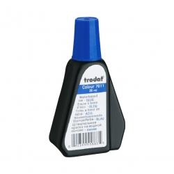 Tinta para timbre automático Trodat 7011 color Azul