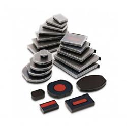 Repuesto Almohadilla para timbres de goma automáticos redondos Traxx 9045, 7045