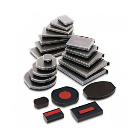 Tampón para timbres de goma automáticos redondos Traxx 45-R