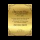 Placa de Gravoply Metalizado para Galvano de Madera estilo Raulí XL