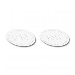 Placas sello seco - Cambio - No incluye palanca